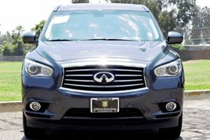 2014 INFINITI QX60  Carfax 1-Owner - No AccidentsDamage Reported Audio  Auxiliary Audio Input