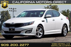 2015 Kia Optima LX Carfax 1-Owner - No AccidentsDamage Reported Audio  Auxiliary Audio Input A