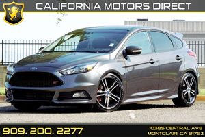 2016 Ford Focus ST Carfax Report - No AccidentsDamage Reported Audio  Auxiliary Audio Input Au
