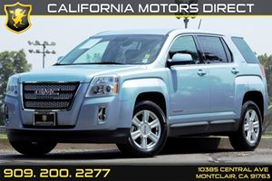 2015 GMC Terrain SLE Carfax 1-Owner Audio  Auxiliary Audio Input Audio  Cd Player Convenience