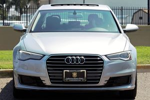 2016 Audi A6 20T Premium Carfax 1-Owner - No AccidentsDamage Reported Audio  Auxiliary Audio I