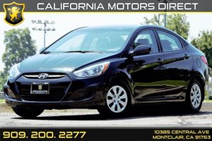 2016 Hyundai Accent SE Carfax 1-Owner - No AccidentsDamage Reported Audio  Auxiliary Audio Inpu