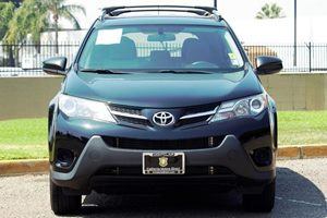 2014 Toyota RAV4 LE Carfax 1-Owner - No AccidentsDamage Reported Audio  Auxiliary Audio Input
