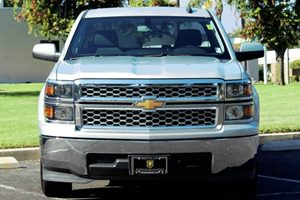 2015 Chevrolet Silverado 1500 LT Carfax Report - No AccidentsDamage Reported Audio  Cd Player