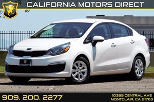 2016 Kia Rio LX Carfax 1-Owner - No AccidentsDamage Reported  Clear White  We are not respons