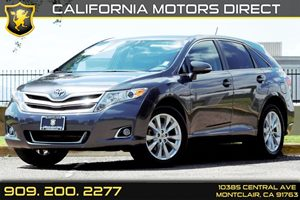 2014 Toyota Venza LE Carfax 1-Owner Audio  Auxiliary Audio Input Audio  Cd Player Body-Colore