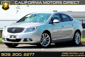 2015 Buick Verano Convenience Group Carfax 1-Owner - No AccidentsDamage Reported  Quicksilver