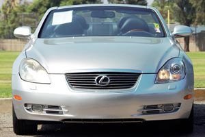 2008 Lexus SC 430  Carfax Report - No AccidentsDamage Reported Audio  Cd Player Audio  Premiu