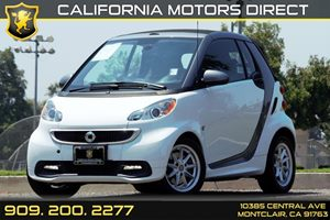 2014 smart fortwo electric drive Passion Carfax 1-Owner - No AccidentsDamage Reported  Crystal