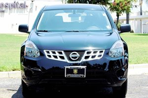 2015 Nissan Rogue Select S Carfax Report Aero-Composite Halogen Headlamps Audio  Auxiliary Audi