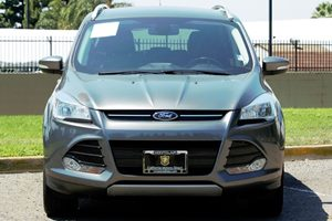 2014 Ford Escape Titanium Carfax 1-Owner - No AccidentsDamage Reported Audio  Auxiliary Audio I