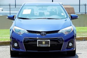 2014 Toyota Corolla S Carfax 1-Owner - No AccidentsDamage Reported Audio  AmFm Stereo Audio