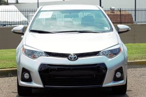 2015 Toyota Corolla S Carfax 1-Owner - No AccidentsDamage Reported Audio Auxiliary Audio Input