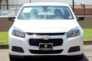 2014 Chevrolet Malibu LS Fleet Carfax 1-Owner - No AccidentsDamage Reported Audio Cd Player Co
