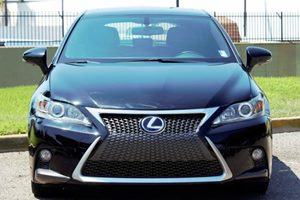 2015 Lexus CT 200h F SPORT Carfax 1-Owner - No AccidentsDamage Reported Audio Auxiliary Audio I