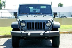 2015 Jeep Wrangler Unlimited Sport Carfax Report - No AccidentsDamage Reported Aero-Composite Ha