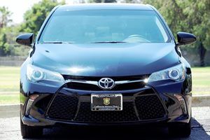 2015 Toyota Camry XSE Carfax 1-Owner - No AccidentsDamage Reported Audio Auxiliary Audio Input