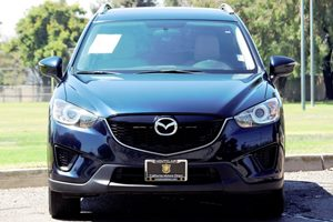 2015 Mazda CX-5 Sport Carfax 1-Owner  Blue  We are not responsible for typographical errors A