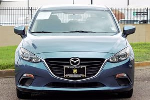 2014 Mazda Mazda3 i Touring Carfax 1-Owner  Blue  We are not responsible for typographical err