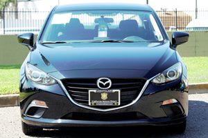 2014 Mazda Mazda3 i Touring Carfax 1-Owner - No AccidentsDamage Reported  Jet Black Mica  We