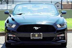 2017 Ford Mustang EcoBoost Premium Carfax 1-Owner - No AccidentsDamage Reported Audio Auxiliary