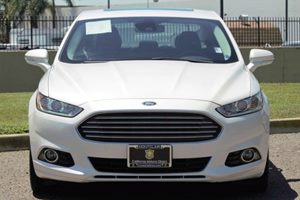 2014 Ford Fusion Energi Titanium Carfax 1-Owner - No AccidentsDamage Reported Audio Hd Radio A