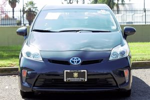 2015 Toyota Prius Two Carfax 1-Owner Audio Auxiliary Audio Input Audio Cd Player Convenience