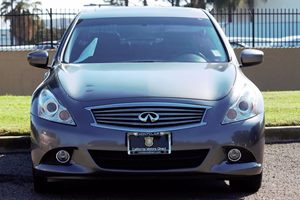 2015 INFINITI Q40 Base Carfax 1-Owner - No AccidentsDamage Reported Audio AmFm Stereo Audio