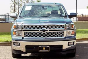2014 Chevrolet Silverado 1500 LT Carfax 1-Owner Audio Auxiliary Audio Input Audio Cd Player A