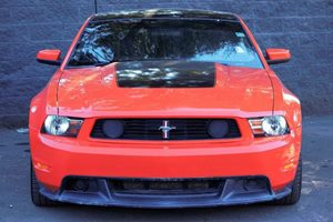 2012 Ford Mustang Boss 302 Carfax Report - No AccidentsDamage Reported Audio Auxiliary Audio In