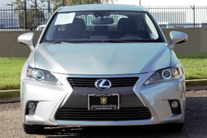 2014 Lexus CT 200h Base Carfax 1-Owner - No AccidentsDamage Reported Audio Cd Player Audio Sa