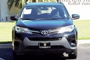 2014 Toyota RAV4 LE Carfax 1-Owner - No AccidentsDamage Reported Audio Auxiliary Audio Input A