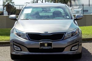 2015 Kia Optima LX Carfax 1-Owner - No AccidentsDamage Reported Audio Auxiliary Audio Input Au