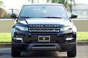 2014 Land Rover Range Rover Evoque Pure Plus Carfax 1-Owner - No AccidentsDamage Reported Audio