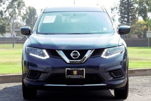 2016 Nissan Rogue S Carfax 1-Owner - No AccidentsDamage Reported Audio Auxiliary Audio Input A
