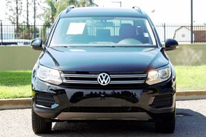 2016 Volkswagen Tiguan 20T S Carfax 1-Owner Audio Auxiliary Audio Input Audio Cd Player Conv