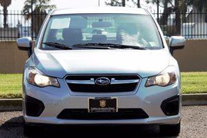 2014 Subaru Impreza Sedan 20i Premium Carfax 1-Owner - No AccidentsDamage Reported Audio Auxil