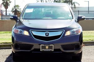 2015 Acura RDX Base Carfax 1-Owner - No AccidentsDamage Reported  Gray  We are not responsibl