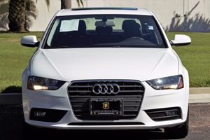 2014 Audi A4 20T quattro Premium Carfax 1-Owner - No AccidentsDamage Reported Audio Auxiliary
