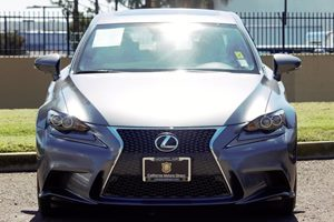 2014 Lexus IS 250 F SPORT Carfax 1-Owner - No AccidentsDamage Reported Audio Auxiliary Audio In