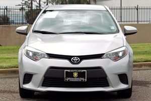 2014 Toyota Corolla LE Carfax 1-Owner Audio Auxiliary Audio Input Audio Cd Player Auto Off Pr