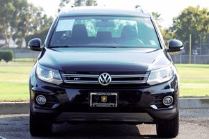 2014 Volkswagen Tiguan R-Line Carfax 1-Owner - No AccidentsDamage Reported  Deep Black Pearl