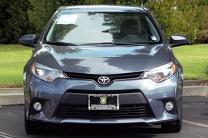 2014 Toyota Corolla LE Eco Carfax 1-Owner - No AccidentsDamage Reported Audio Auxiliary Audio I