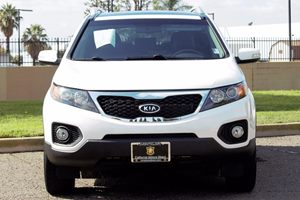 2013 Kia Sorento EX Carfax 1-Owner - No AccidentsDamage Reported Audio AmFm Stereo Audio Aux