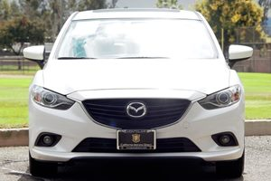 2015 Mazda Mazda6 i Grand Touring Carfax 1-Owner  Snowflake White Pearl Mica  We are not respo