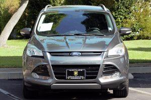 2014 Ford Escape Titanium Carfax 1-Owner Audio Auxiliary Audio Input Audio Cd Player Audio P