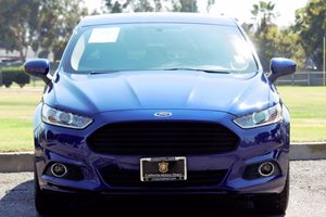 2016 Ford Fusion S Carfax 1-Owner - No AccidentsDamage Reported Audio Auxiliary Audio Input Au