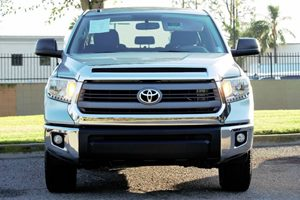 2016 Toyota Tundra 2WD Truck SR5 Carfax 1-Owner Audio Auxiliary Audio Input Audio Cd Player A