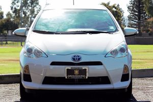 2014 Toyota Prius c One Carfax 1-Owner - No AccidentsDamage Reported  Super White  We are not