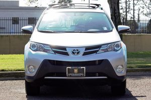 2014 Toyota RAV4 Limited Carfax 1-Owner - No AccidentsDamage Reported Audio Auxiliary Audio Inp